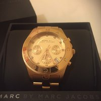 Marc by marc jacobs klocka rose dam