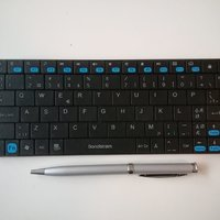 Sandstrøm Mini Bluetooth Keyboard