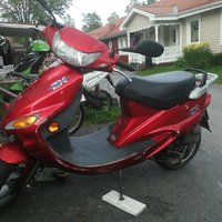 Kymco zx super fever eu-moped