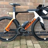 Giant Trinity Advanced Pro 0 SRAM RED - storlek M