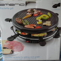 Raclette-Grill nyskick