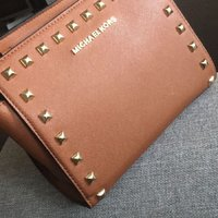 Michael Kors selma studded Crossbody Bag