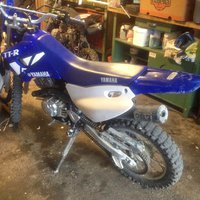 125 Cross Yamaha, fiddy