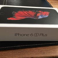 NY iphone 6s plus 64GB