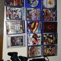 Playstation 2 med minst 10 spel