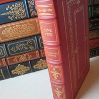 Jane Eyre by Charlotte Brontë in Franklin Library edition