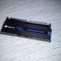 Corsair dominator 2Gb ddr3 1600mhz ram minne