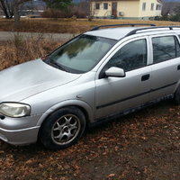 Opel Astra 2000 AutomatDiesel gds