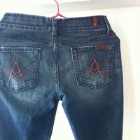 Läckra 7 for all Mankind stl xs/small