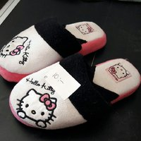 Tofflor Hello Kitty