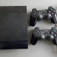 Playstation 3 med spel
