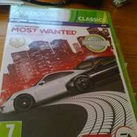 Xbox 360 spel ( SSX & Need For Speed).