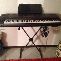 Piano/Keyboard  2500 kr