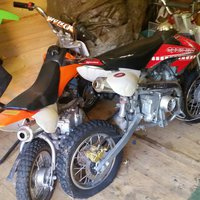 Fiddy 50 cc