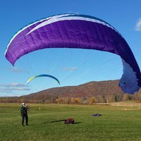 Paraglider och ppg vinge, Swing Discus Stor demo (Low timmar) nybörjare
