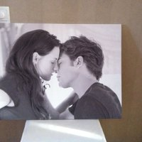 Twilight Bella och Edward