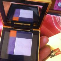 Eye Shadow - Yves Saint Laurent - Ombres Quadrilumieres #2 Lavender