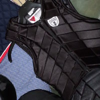 Tipperary Eventer Body Protection Vest  XXS - 50 KG Använd 2 veckor - som ny.