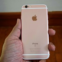 Iphone 6s plus 64 gb guld