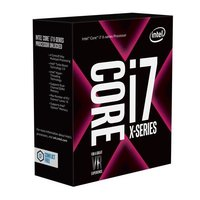 Intel Core i7 7820X 3.6 GHz 11MB kvitto finns