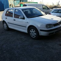 Golf 2002 1,9tdi rostfri!!!