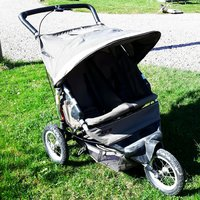 Instep Pacific Cycle jogger dubbel