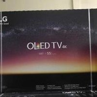 LG OLED55E7P 55 Smart OLED 4K Ultra HD-TV med HDR - 440 euro