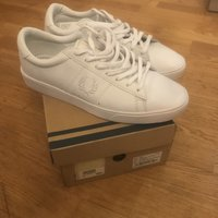 Ny skor Fred Perry