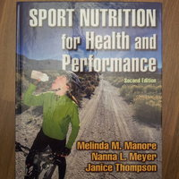 Sport Nutrition for health and performance, 978-0-7360-5295-5