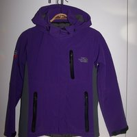 The North Face Soft Shell jacka storlek S