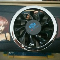 Radeon HD 5770 1GB grafikkort.