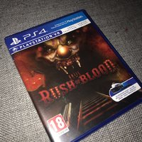 Rush of blood ps4 VR