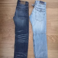 2-pack jeans 140