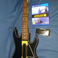Guitar Hero Live - PS4 inkl. gitarr