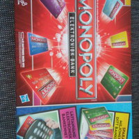 monopoly elektronisk bank