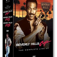 DVD Ny Beverly Hills Cop The Complete Line Up