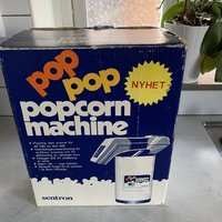 Pop Corn Machine Vintage