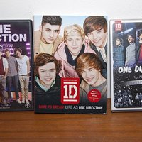 One Direction ;  paket två