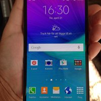 Samsung Galaxy Note 4 olåst 32 GB
