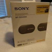 Sony WF-1000XM3 Wireless Bluetooth