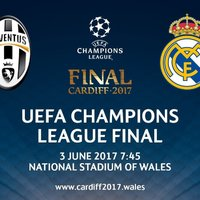 Juventus vs Real Madrid UEFA Champions League Final 2017