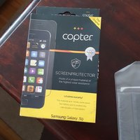 Copter screenprotector för Galaxy S9