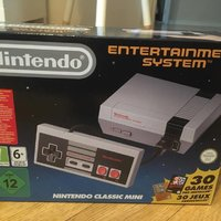 Nes classic mini edition OÖPPNAD.