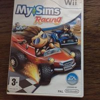 Wii My sims Racing