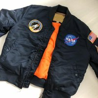 Alpha industries MA-1 VF NASA NAVY