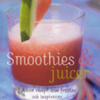 Smoothies & juicer