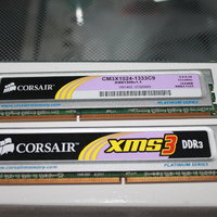 CORSAIR 1333MHz 2x1GB DDR3