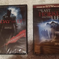 The last house on the left (2009) (Förlängd version) och Friday the 13th (2009) (Extended cut)
