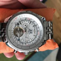 Breitling Bentley Motors Tourbillion