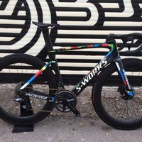 Edition Specialized Venge S Works Vias disc 9170 DI2